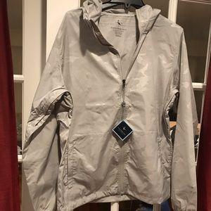 TaylorByrd windbreaker jacket !!!Firm